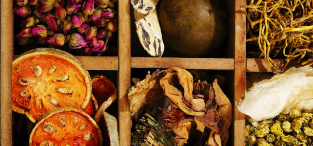 Chinese herbal medicine in Manchester